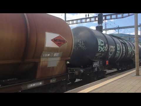 Trains à Olten et Aarau - 20 juillet 2017 - Transports Publics Suisses