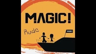 rude magic hd lyrics