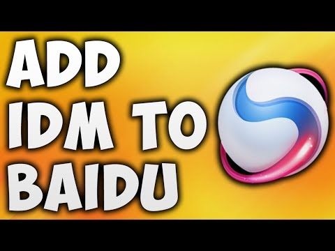 how-to-add-idm-to-baidu-browser---the-easiest-way-to-install-idm-extension-in-spark-browser