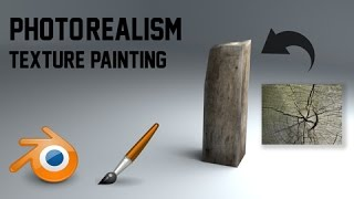 Texture painting | photo realism | Quick guide