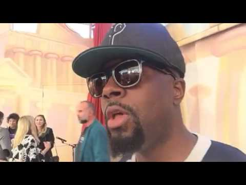 Wyclef Jean Talks Tech, Kids, In Oakland #SB50