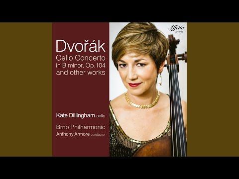 Cello Concerto in B Minor, Op. 104, B. 191: II. Adagio ma non troppo