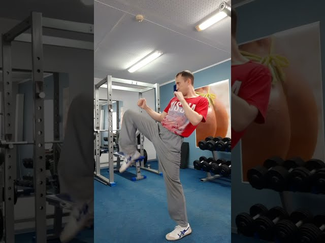 Тренировка ММА #14 / MMA Training / #Shorts