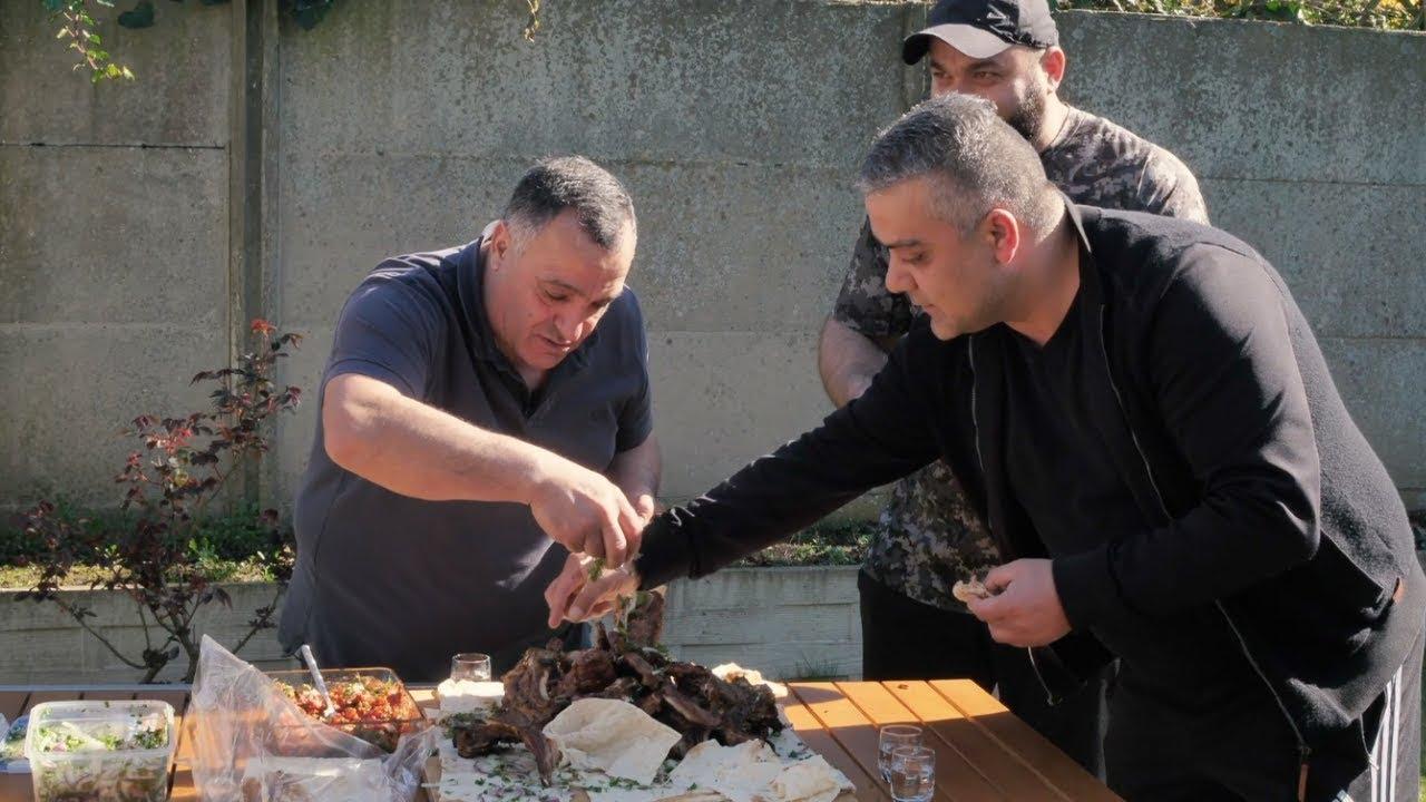 🍽️Вкусный шашлык (хоровац) из бараньей корейки. Рецепт от Жоржа II BBQ côtes d'agneau