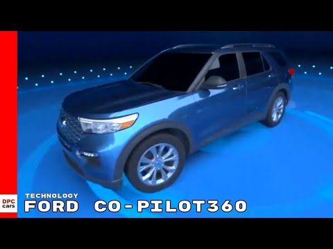 Ford Co-Pilot360 Technology Virtual Reality Experience