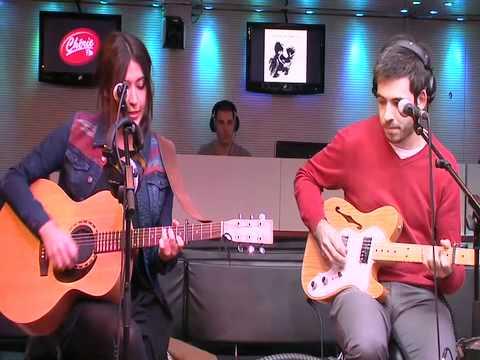 ANNI B SWEET - Take on me live in Chérie FM (France)