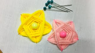 Hand Embroidery Amazing Trick l Sewing Hack l Easy Trick l New Trick.