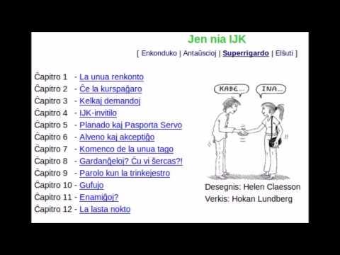 [Sonlibro] Jen Nia IJK el lernu.net (Esperanto)