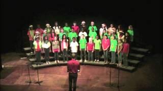 Carol of Winter Peace - Rosslyn Academy Imago Dei Choir 2014-2015