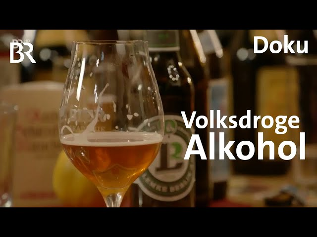 Volksdroge Alkohol – warum dürfen wir uns zu Tode trinken? | DokThema | Doku