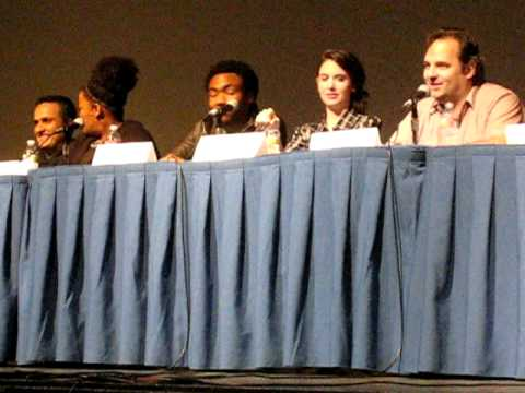 Community (TV Series) Episode Screening and Cast Q&A at UCLA (Part 3)