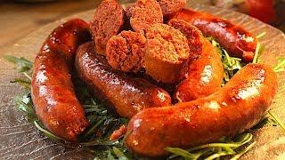 Аргентинские Колбаски для Гриля с Мёдом! Рецепт! БосяТскаЯ Кухня