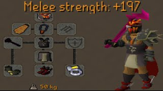 Testing New Elder Maul/Wand (Max Melee Weapon)