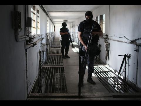 Самая страшная тюрьма Казахстане