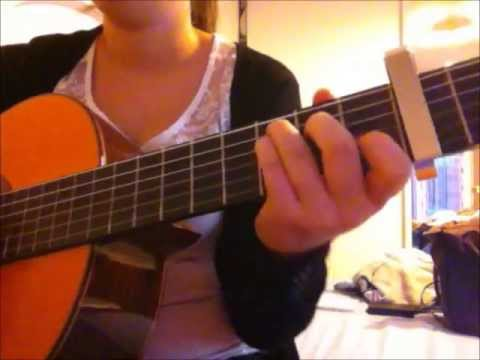 In Case Demi Lovato guitar tutorial (chords are in the description ...