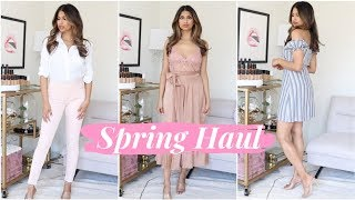 Afforable SPRING TRY-ON Haul! ASOS, Boohoo & More!