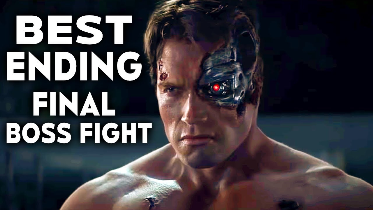 TERMINATOR RESISTANCE Ending & Final Boss Fight (2019) HD