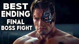 TERMINATOR RESISTANCE Ending & Final Boss Fight (2019) HD