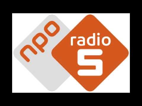 09 01 2019 Bart van Leeuwen te gast op NPO Radio 5