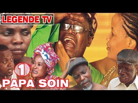 PAPA SOIN - EP: 1 - Theatre congolais - nouveauté  2017 - Vue de loin - Kalunga-epela - Lengende TV