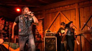 Prezident Brown - Some People - I Sound Tour - Live @ The Peg House 4/20 2013