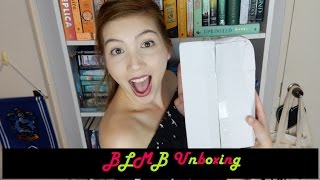 Book Lovers Mystery Box Unboxing | April 2017