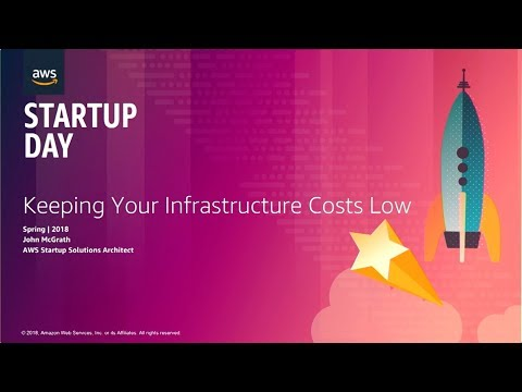 Keeping Your Infrastructure Costs Low