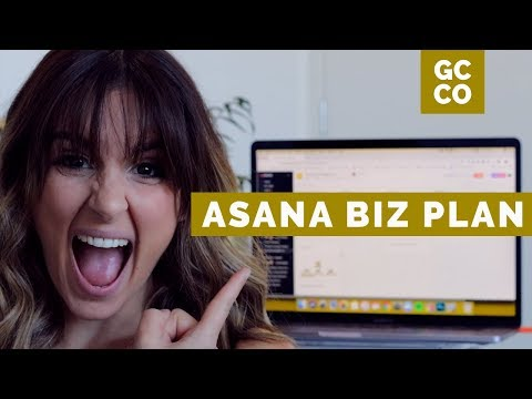 Creating A Business Plan With Asana - VLOG