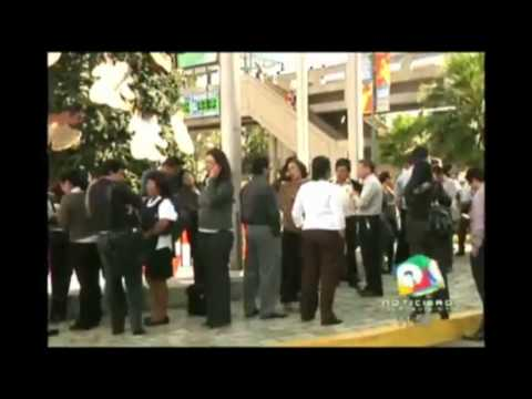 Earthquake : 7.4 magnitude Earthquake Strikes Guatemala Central America (Nov 07, 2012)