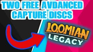HOW TO GET TWO *FREE* ADVANCED DISCS IN LOOMIAN LEGACY! (Roblox)