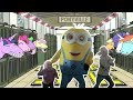 MINIONS PSY GANGNAM STYLE DANCING VIDEO I Cassidy & Ruby