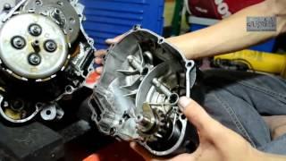 Langkah Membuka Enjin Lagenda 110 |TOSIKAL
