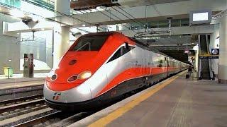Bologna Centrale Sotterranea, Frecce e Italo nel Passante Alta Velocità