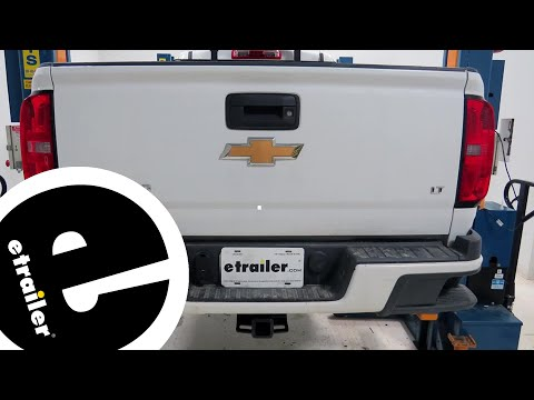 Etrailer | Trailer Wiring Harness Installation - 2015 Chevrolet Colorado