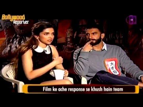 Ranveer Singh & Deepika Padukone Exclusive Interview on E24