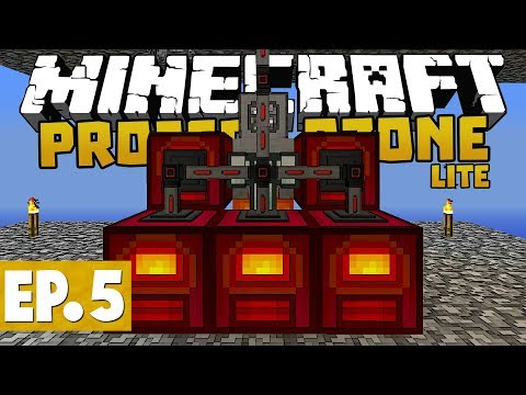 Project Ozone Lite - Storage Upgrades & Advanced Item Collection! #5 [Modded Questing Skyblock]
