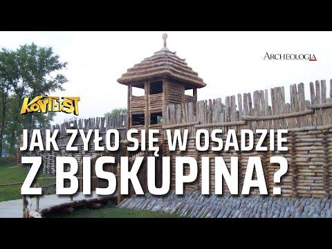 KONTEKST 23 - Jak żyło się w osadzie z Biskupina? - Łukasz Gackowski, Albin Sokół