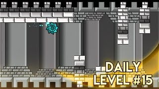 Скачать DAILY LEVEL 15 Geometry Dash World Alphabet Soup By Echonox GuitarHeroStyles
