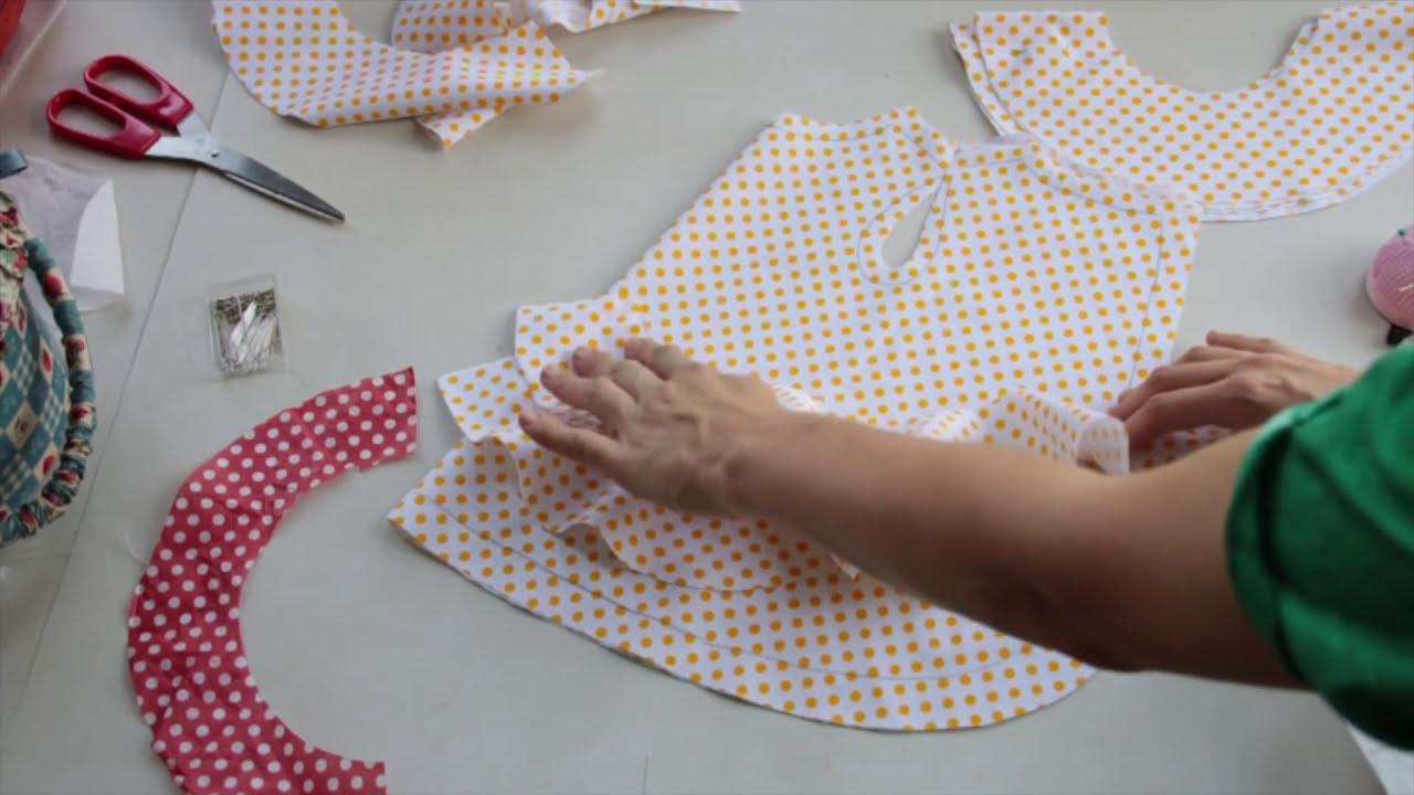 1. DIY costura fácil - Vestido flamenca bebé - YouTube
