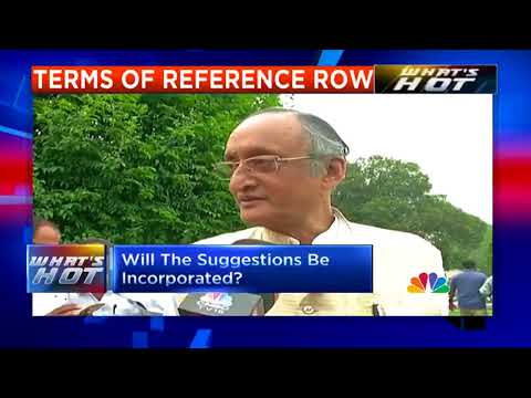 Terms Of Reference Undermining Federalism Subtly: Amit Mitra