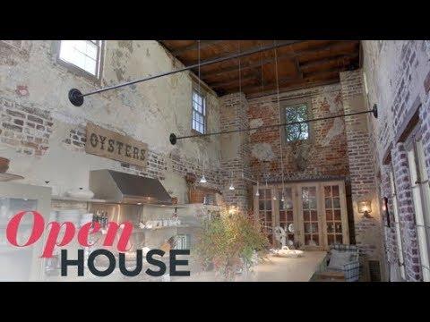 John Dewberry's Historical Charleston Home | Open House TV