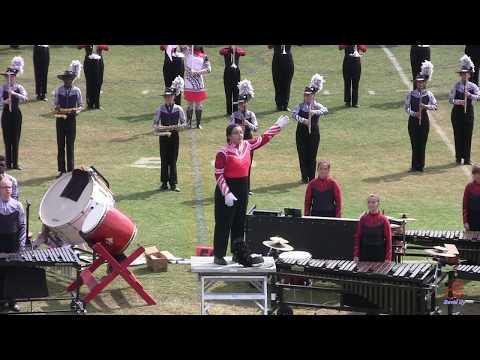 Cox Mill High School Spirit of Cox Mill at Mount Pleasant 9/28/2019