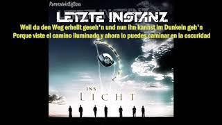 Letzte Instanz - Sonne (Alemán - Español)