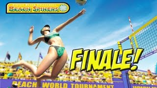 Beach Spikers! Hugging it out Finale! - YoVideogames