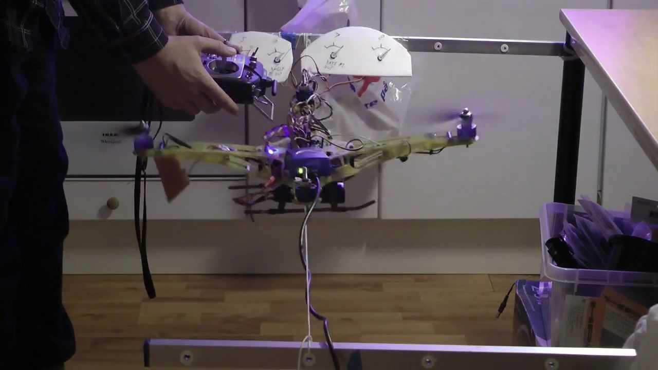 Let's Build an open source Quadcopter – Part2   Open Electronics