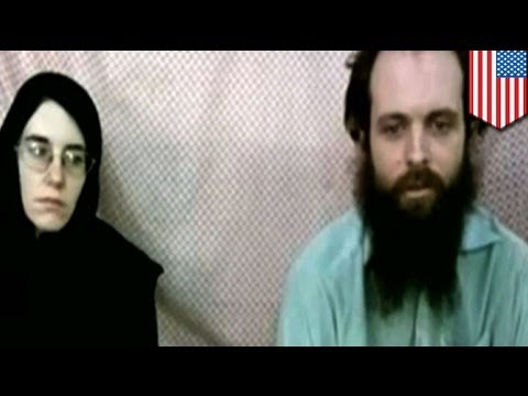 Couple kidnapped by Taliban: Joshua Boyle and Caitlan Coleman videos released