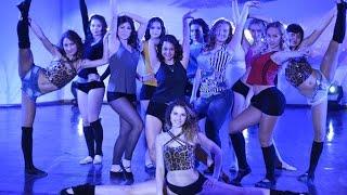 Отчетный концерт - Образцовой студии современного танца 'Стиль жизни'
