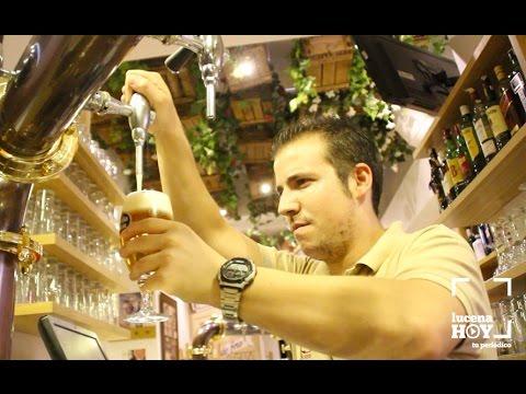 Josele Salcedo y Joaquín Pineda, dos lucentinos en el Campeonato Andaluz de Tiraje de Cerveza