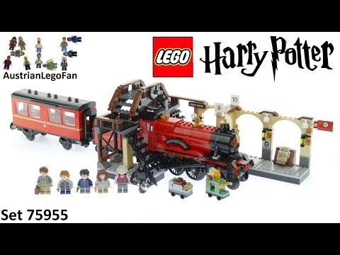 Lego Harry Potter 75955 Hogwarts Express Speed Build
