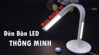 So Sánh Đèn Bàn LED Xiaomi Mijia Philips 2S và Đèn bàn Philips Rui Chi 2